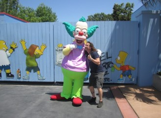 Two Krusty old Clowns