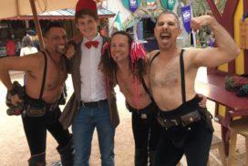 Weekend Four – Arizona Renaisance Festival